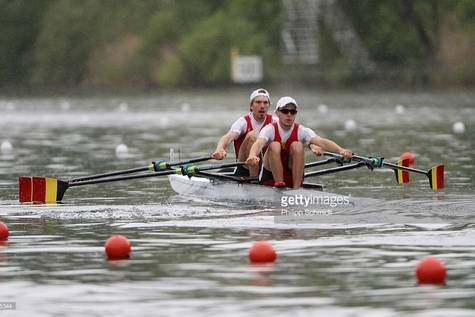 2 Belgian Boats at the Olympics in Rio