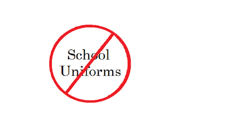uniforms should be mandatory in school essay Developing thesis statements for an essay school uniforms should not be mandatory in public schools because it would stifle students' creativity.