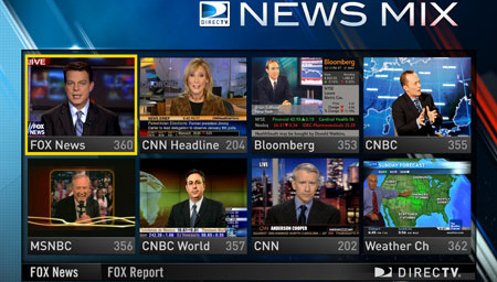 What Channel is CNN on DIRECTV? | VisiOneClick