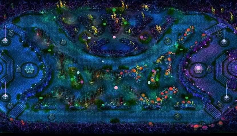 PETITION: Bring back the old Twisted Treeline (3v3 map)