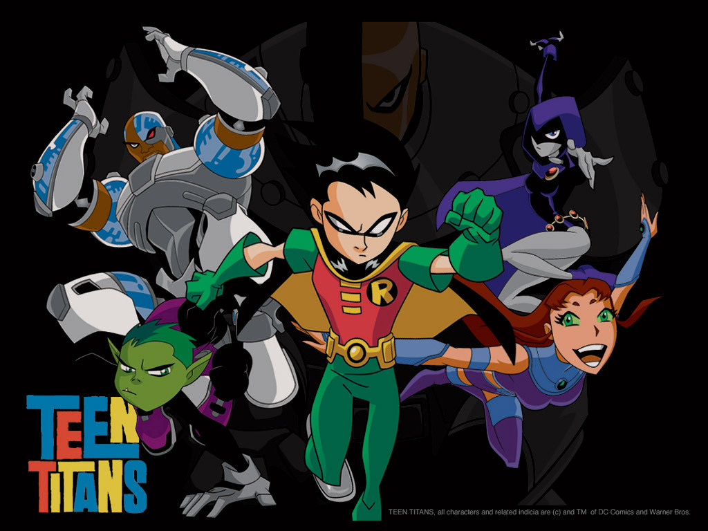 Who Are The Teen Titans 84