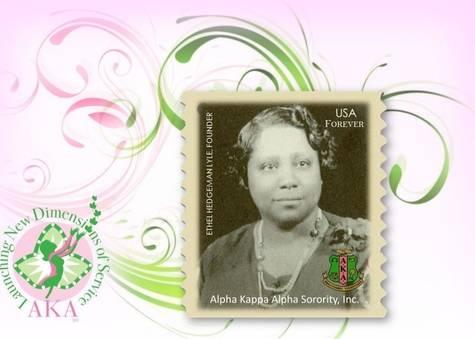 Ethel Hedgeman Lyle U. S. Postage Stamp Project