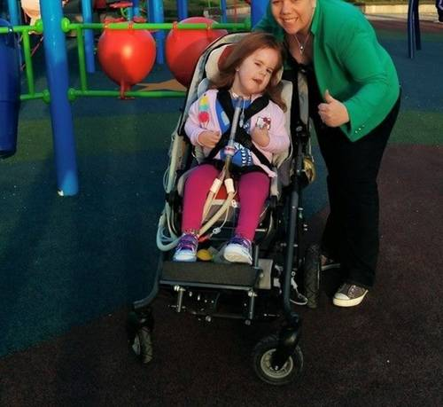Name the Richmond Accessible Playground 'Gemma's Place'