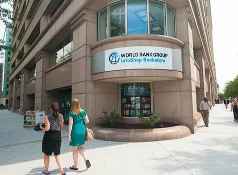 Keep the World Bank Bookstore (Infoshop) Open
