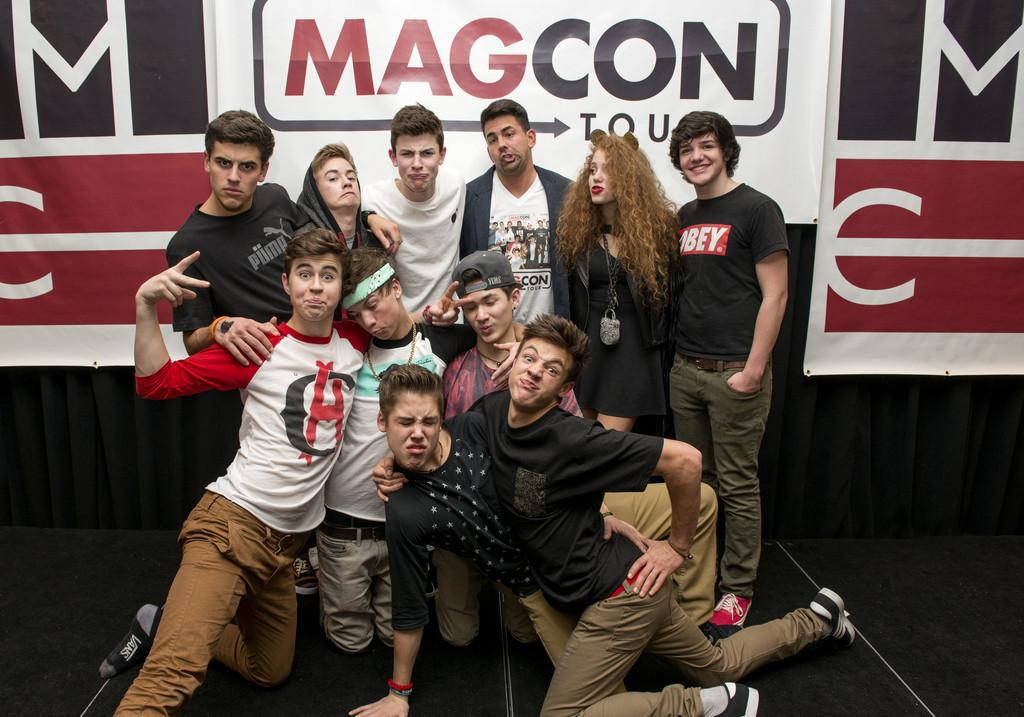 Petition MAGCON Family Reunited