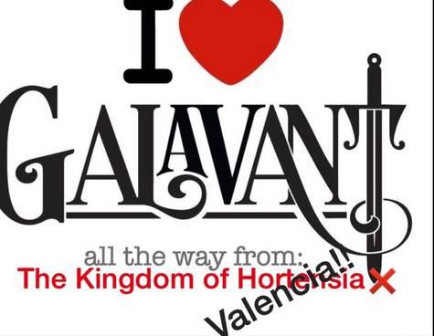 More Galavant