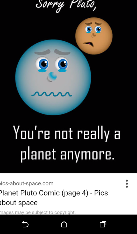 is pluto still a planet - photo #5