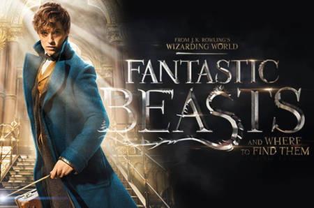 """Release """"Fantastic Beasts and Where To Find Them"""" in Nepal"""