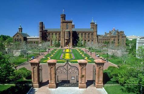 Save the Smithsonian's Enid Haupt Garden!