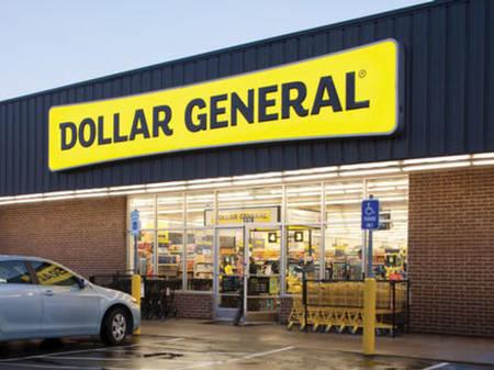 'SAY YES!'  Dollar General in Avoca, Ny