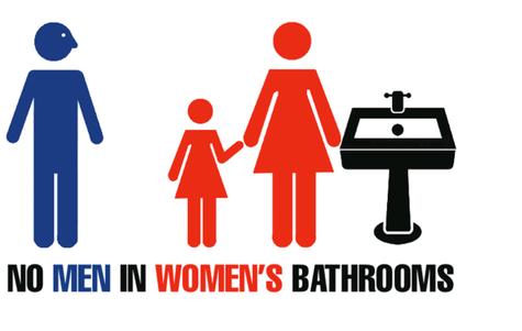 Petition Stop Transgender Bathroom Laws