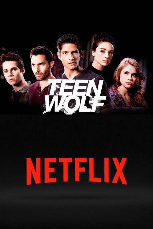 Teenwolf Netflix