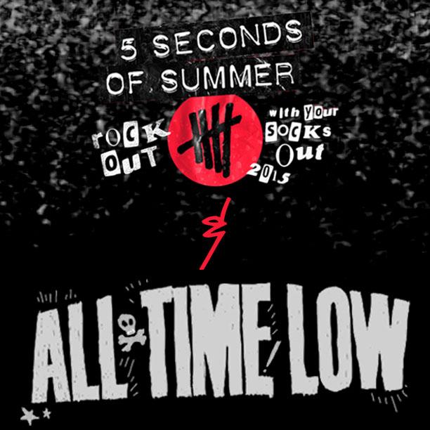 Seconds Of Summer  Tour Tickets