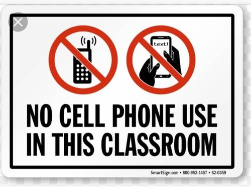 cell phone use in school These days teenagers are glued to their smartphones and while many people see them as a distraction, two local schools are putting them to good use.
