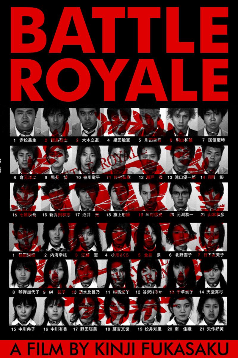 battle royal film