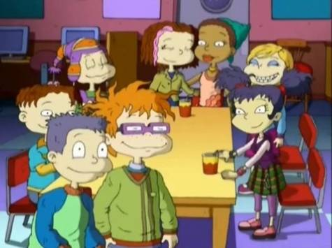 Peion Bring Back Rugrats All Grown Up