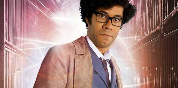 Sign inCast Richard Ayoade as the 14th Doctor!