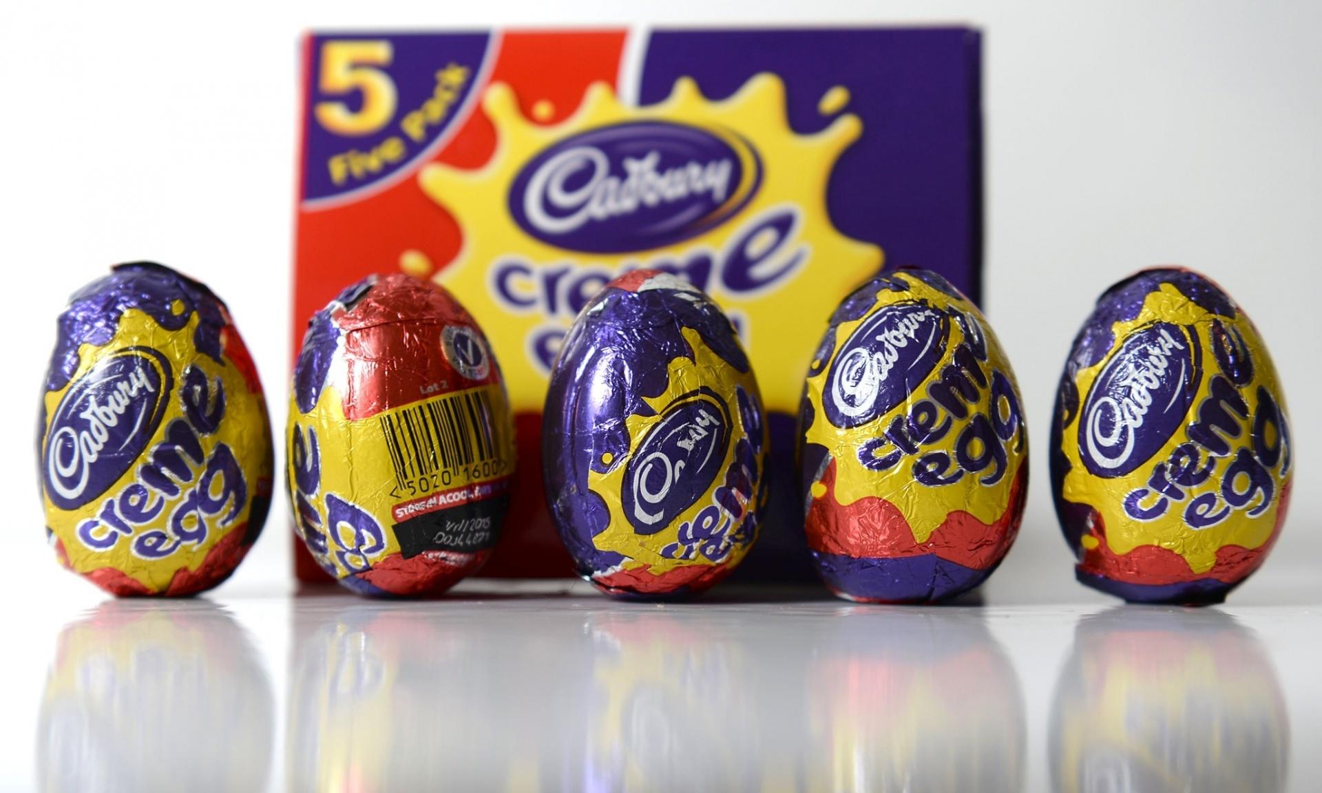 cadburys creme egg announcement - HD1920×1152