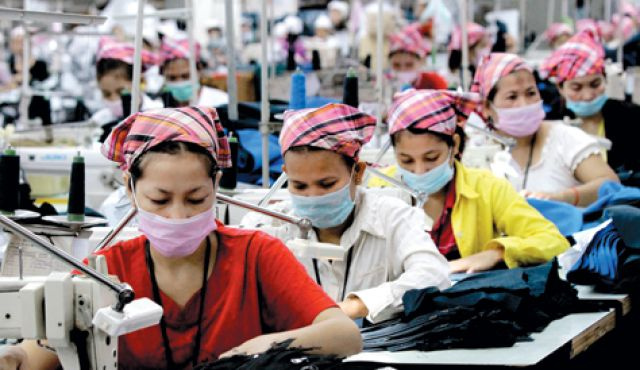 sweatshops and child labor Dana thomas, described the conditions she witnessed in sweatshops in her  2007  the owners had broken the children's legs and tied the lower leg to the   there are issues of child labor in a lot of these plants around the.