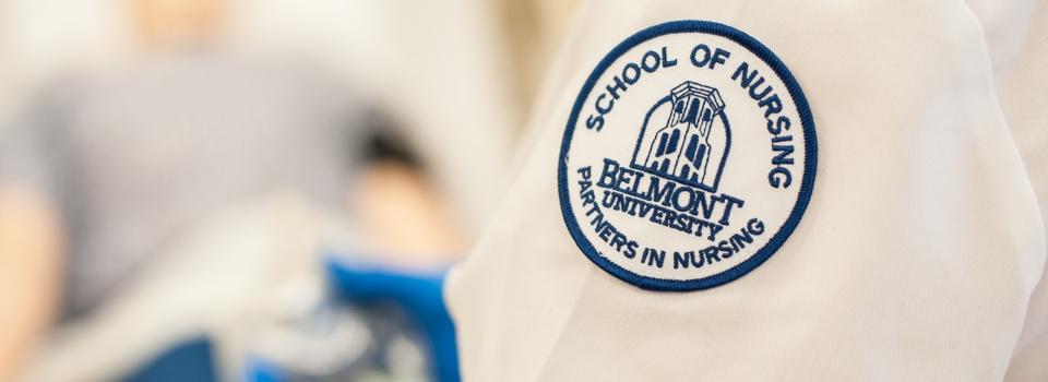 Convocation Reduction for Nursing Majors at Belmont University