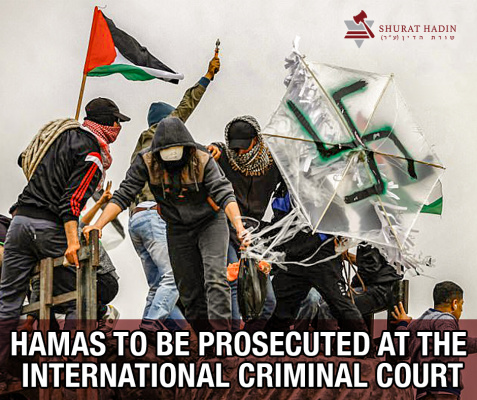 Demand Hamas be prosecuted for war crimes in the ICC