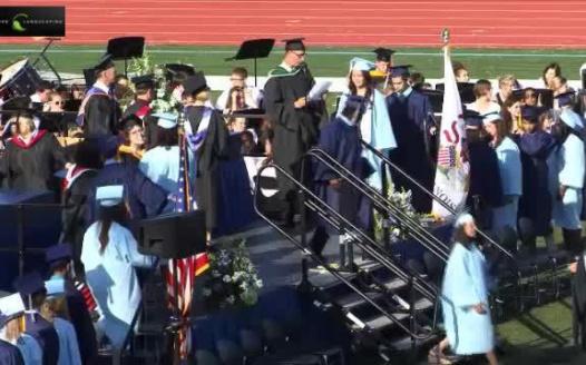 DGS Graduation Robes