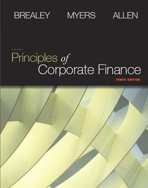 corporate finance exam mba