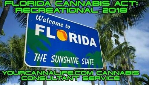 Florida Cannabis Act (Recreational Marijuana 2018) YourCannaLife