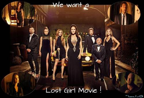 Petition For A Lost Girl Movie