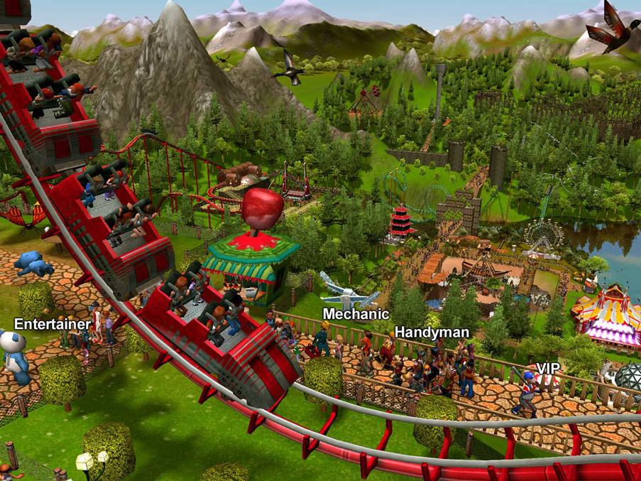 Petition Frontier Developments should release Rollercoaster