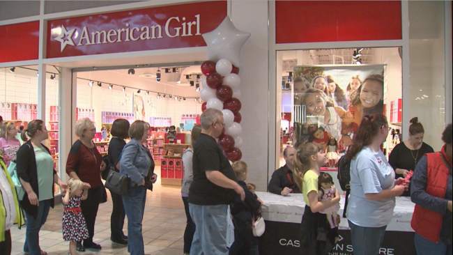 Get American Girl Experiences in Temporary Stores!