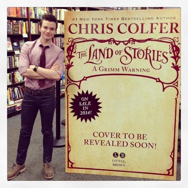 Chris Colfer Tours