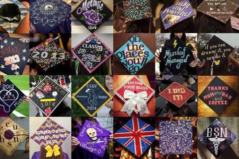 Petition Graduation Cap Decoration
