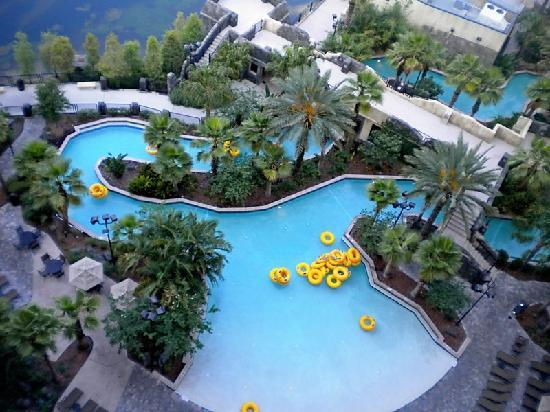 Petition I support a Southwood Lazy River Pool at TownCenter