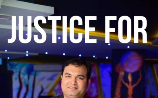 Justice for pankaj