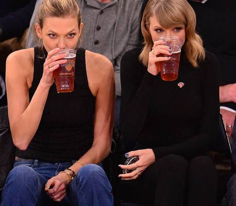 Petition Karlie Kloss Taylor Swift Best Best Friend Challenge 2 0