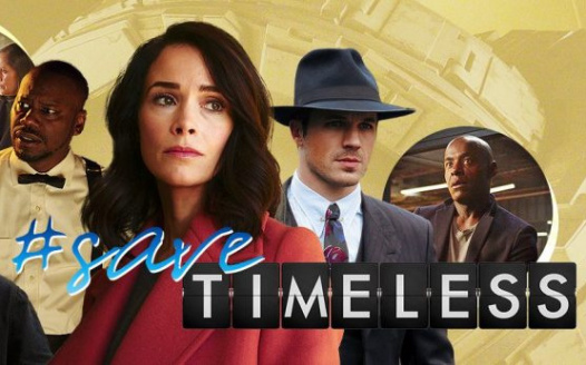 Timeless A Show Beloved By Many Has Been Canceled Nbc Despite Getting Rave Reviews For The Last Two Seasons It Supported So