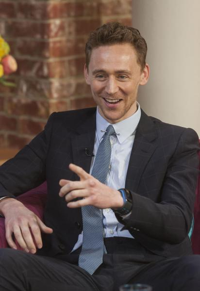 Petition Get Tom Hiddleston (Loki) on the Ellen show!