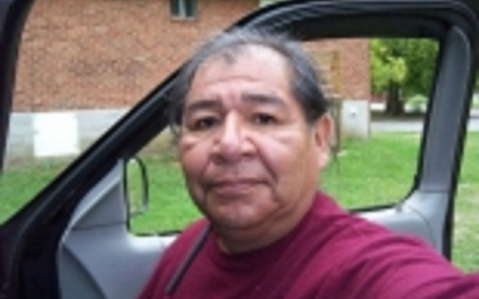 MAKE BEDEAUX R. WESAW EASTERN SHOSHONE SPOKESPERSON /CHIEF of the Eastern Shoshone People