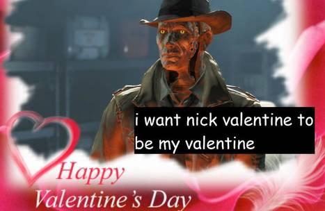 how to find nick valentine