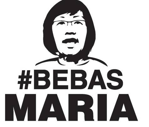 #BebasMaria #MansuhSOSMA