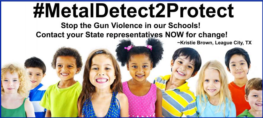#MetalDetect2Protect