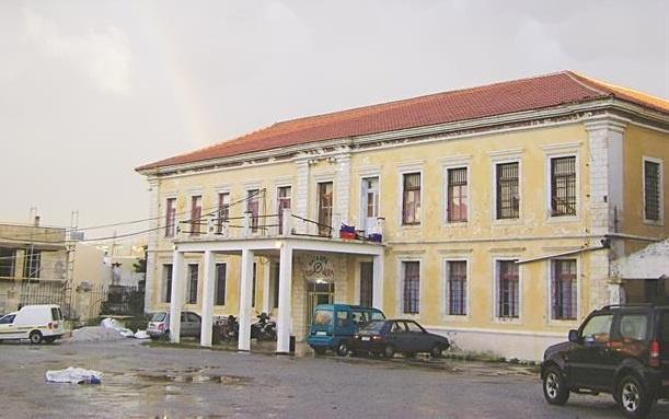 ΝΑΙ στην αξιοποίηση των Κτιρίων της παλιάς Μεραρχίας ιδιοκτησίας του Πολυτεχνείου Κρήτης