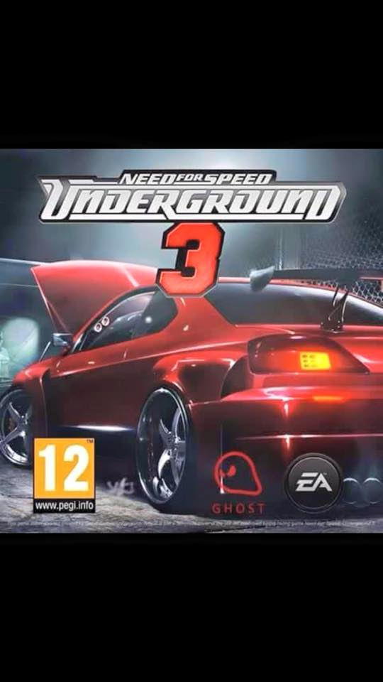 Petition Need For Speed Underground 3