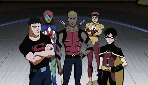 Petition Netflix Needs to Bring Back Young Justice for Season 3!