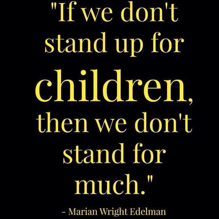 Petition Our Children Matter