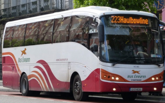 Petition Passage West No223 Bus Service