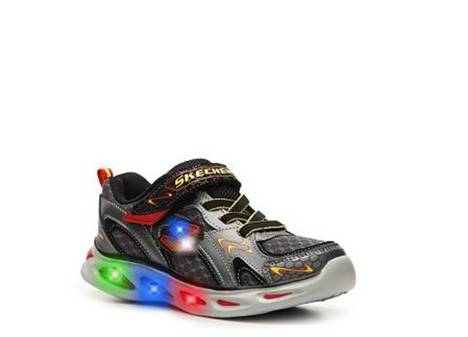 Light Up Sketchers in adult sizes