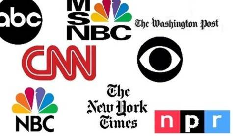 Image result for images of cnn msnbc and abc