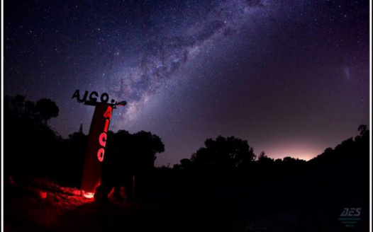 Preserve the dark skies around the GDC Observatory